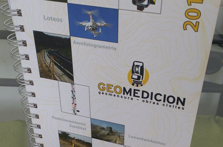 Cuadernos Corporativos, Geomedición