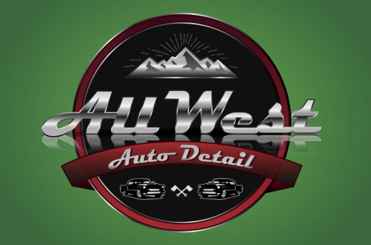 Diseño Marca, All West Auto Detail