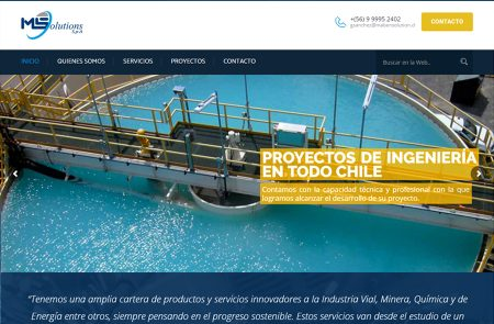 Desarrollo Web, Maben Solution