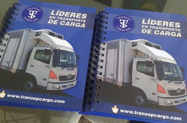 Cuadernos Corporativos, Transep Cargo SPA