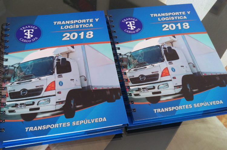 Cuadernos Corporativos, Transep Cargo