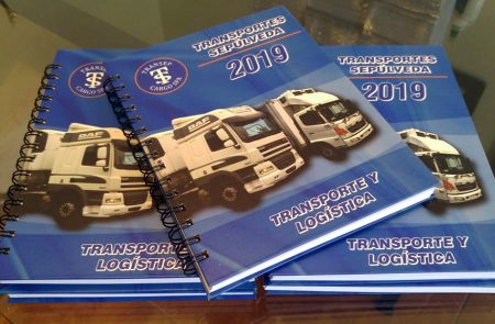 Cuadernos Corporativos 2019, Transep Cargo
