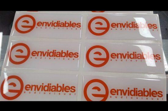 Adhesivos con Resina, Envidiables