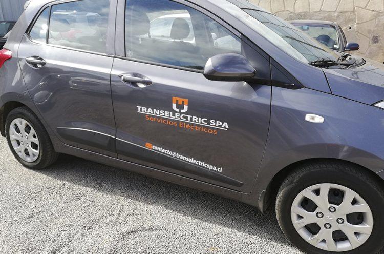 Rotulación Vehicular, Transelectric