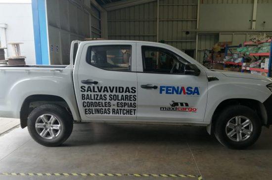 Rotulación Vehicular, Fenasa