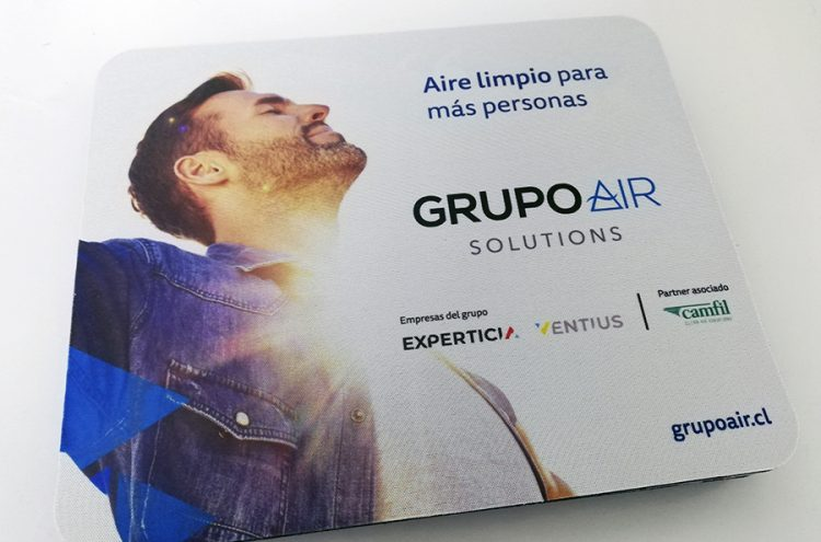Mouse Pads Corporativos, Grupo Air