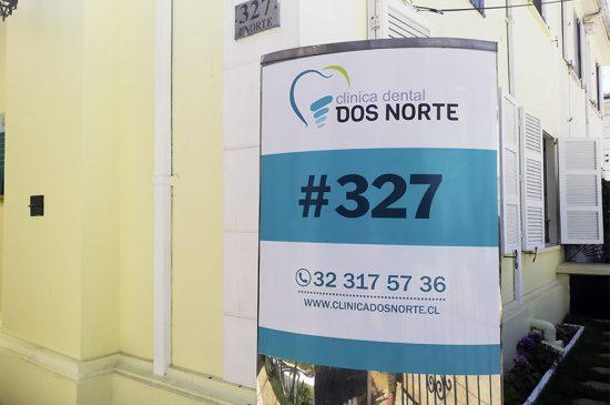 Instalación Gráficas, Clinica Dos Norte