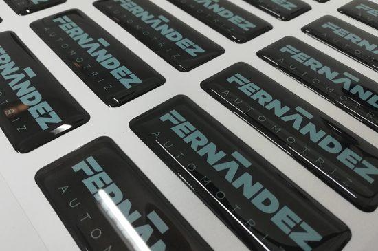 Adhesivos con Resina, Fernandez Automotriz