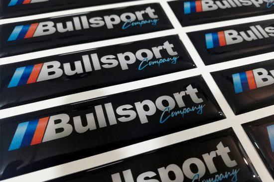 Adhesivos con Resina, BullSport