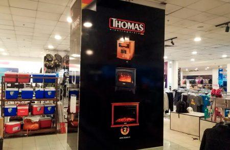 Instalacion de adhesivos, Thomas