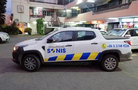 Rotulación Vehicular, Seguridad Sonis