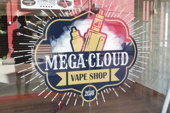 Instalacion Publicidad Adhesiva, Mega Cloud